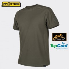 Maglia HELIKON-TEX T-Shirt Tactical Tattica Caccia Softair Militare Outdoor OD