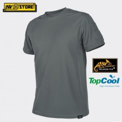Maglia HELIKON-TEX T-Shirt Tactical Tattica Caccia Softair Militare Outdoor Grey