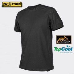 Maglia HELIKON-TEX T-Shirt Tactical Tattica Caccia Softair Militare Outdoor BK