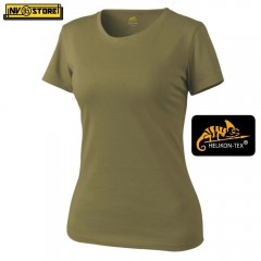 Maglia da Donna HELIKON-TEX T-Shirt Women's Tactical Softair Militare Outdoor CY