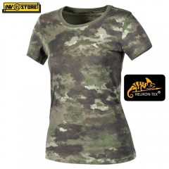 Maglia da Donna HELIKON-TEX T-Shirt Women's Tactical Softair Militare Outdoor FG