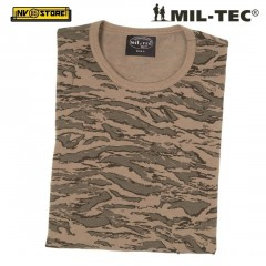 Maglia T-SHIRT MIL-TEC Air Force Maglietta Militare Mimetica Softair Survivor