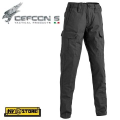 Pantaloni DEFCON 5 Basic Outdoor Tactical Pants RIP-STOP Militare Softair BK