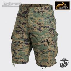 Pantaloni Bermuda HELIKON-TEX ACU Marpat USMC 100% Original Tactical Shorts