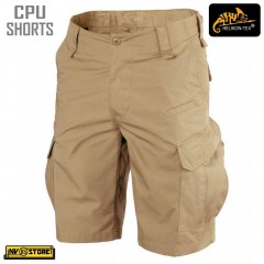 Bermuda HELIKON-TEX CPU Shorts Pants Tattici Caccia Softair Militari Outdoor CY