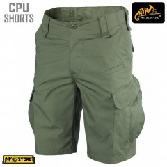 Bermuda HELIKON-TEX CPU Shorts Pants Tattici Caccia Softair Militari Outdoor OD
