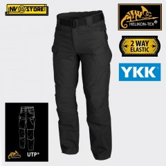 Pantaloni HELIKON-TEX Tactical Pants Tattici Caccia Softair Militari Outdoor BK