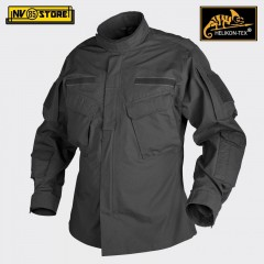 CPU Jacket HELIKON-TEX Giacca Tattica Combat Shirt Softair Militare Outdoor BK