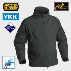 Soft Shell HELIKON-TEX Trooper Giacca Jacket Caccia Softair Militare Outdoor JG