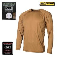 Maglia Termica MFH Underwear Level 1 GEN III Intimo Termico Caccia Militare CY