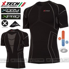 Maglia Tecnica Termica X-TECH RACE3 M/C Extreme -20° Made in Italy Termic Shirt